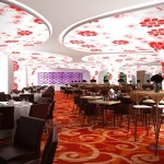 restaurant-stretch-ceiling-blossom